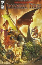 IDW Publishing's Dungeons & Dragons: Infernal Tides Issue # 4