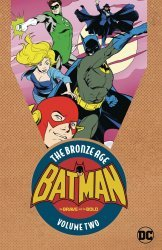 DC Comics's Batman: Brave and the Bold - Bronze Age TPB # 2