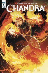 IDW Publishing's Magic the Gathering: Chandra Issue # 1