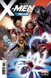 Marvel Comics's X-Men Blue Issue # 31