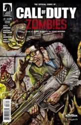 Dark Horse Comics's Call of Duty: Zombies Issue # 3