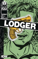 IDW Publishing's Lodger Issue # 3