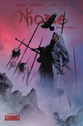Stranger Comics's Niobe: She Is Death Issue # 1-2nd print