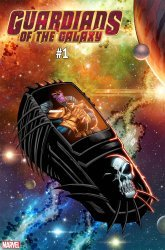 Marvel Comics's Guardians of the Galaxy Issue # 1d