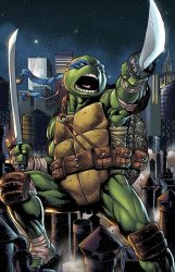 IDW Publishing's Teenage Mutant Ninja Turtles Issue # 103slab city