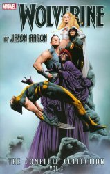 Marvel's Wolverine: By Jason Aaron Complete Collection TPB # 3