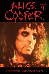 Dynamite Entertainment's Alice Cooper Issue # 1b