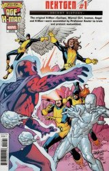 Marvel Comics's Age of X-Man: Nextgen Issue # 1e