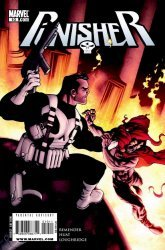 Marvel Comics's The Punisher Issue # 10