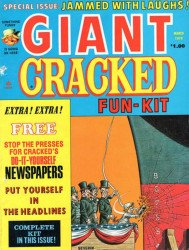 Major Magazines's Giant Cracked Issue # 15