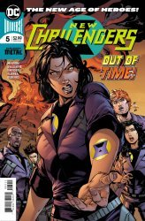 DC Comics's New Challengers Issue # 5