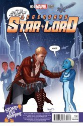 Marvel's The Legendary Star-Lord Issue # 4c