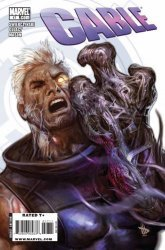 Marvel Comics's Cable Issue # 17
