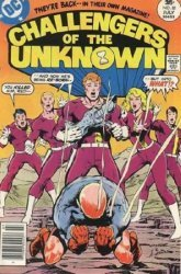 DC Comics's Challengers of the Unknown Issue # 81markjewelers