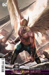 DC Comics's Hawkman Issue # 15b