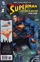 DC Comics's Superman Special Free comic book Day 2013 Issue # 1c