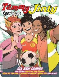 Rebellion's Tammy and Jinty: Special 2019 Special # 1
