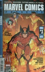 Marvel Comics's Marvel Comics Presents Issue # 1walmart