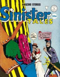 Alan Class & Company's Sinister Tales Issue # 183