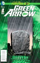 DC Comics's Green Arrow: Futures End Issue # 1