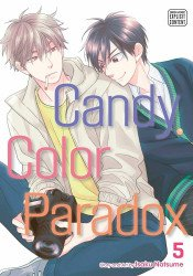 Sublime's Candy Color Paradox Soft Cover # 5