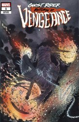 Marvel Comics's Ghost Rider: Return of Vengeance Issue # 1east side-a
