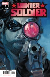 Marvel Comics's Winter Soldier  Issue # 4