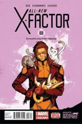Marvel's All-New X-Factor Issue # 3