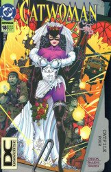 DC Comics's Catwoman Issue # 18b