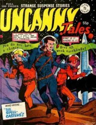 Alan Class & Company's Uncanny Tales Issue # 178