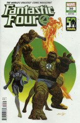 Marvel Comics's Fantastic Four Issue # 30b