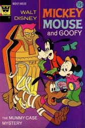 Gold Key's Mickey Mouse Issue # 136whitman
