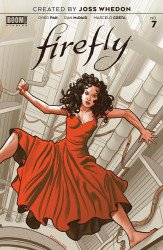 BOOM! Studios's Firefly Issue # 7b