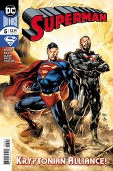DC Comics's Superman Issue # 5