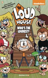 Papercutz's Loud House Hard Cover # 11