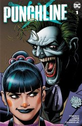 DC Comics's Punchline Special Issue # 1forbidden-a