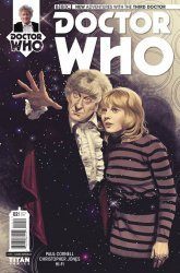 Titan Comics's Doctor Who: 3rd Doctor Issue # 2