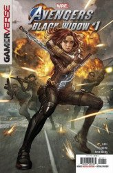 Marvel Comics's Avengers: Black Widow Issue # 1
