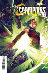 Marvel Comics's Champions Issue # 3