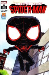 Marvel Comics's Miles Morales: Spider-Man Issue # 11c