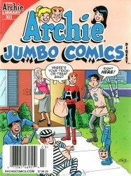 Archie Comics Group's Archie Jumbo Comics Digest Issue # 303