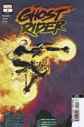 Marvel Comics's Ghost Rider Issue # 1 - 2nd print