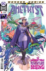 DC Comics's Amethyst Issue # 1