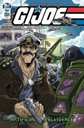 IDW Publishing's G.I. Joe: A Real American Hero Issue # 264ri