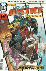 DC Comics's Young Justice Issue # 8