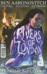 Titan Comics's Rivers of London: Night Witch Issue # 3