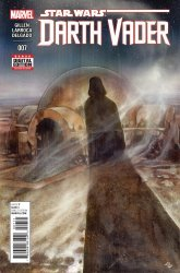 Marvel Comics's Darth Vader Issue # 7