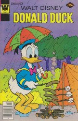 Gold Key's Donald Duck Issue # 193whitman