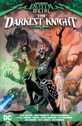 DC Comics's Dark Nights: Death Metal - The Darkest Knight TPB # 1