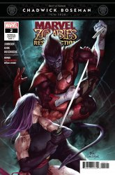 Marvel Comics's Marvel Zombies: Resurrection Issue # 2